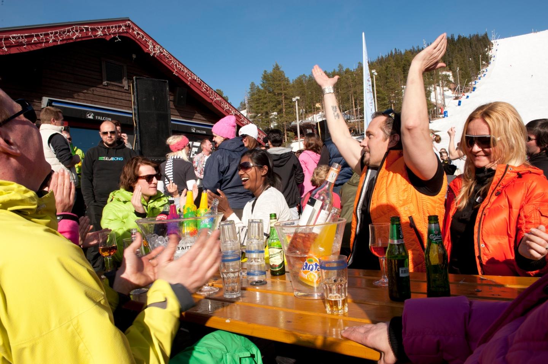 Genuin After Ski, Tandådalens Wärdshus, Tandådalen, after ski, Sälen