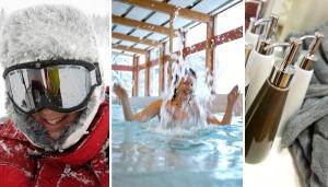 Tandådalen, poolarium, bad, spa, bastu, Sälenaktiviteter