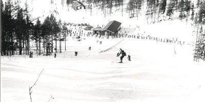 iTandådalen, Tandådalens Wärdshus, Tandådalen, Gerremo, genuin after ski, 1963, Jonas i Sälen