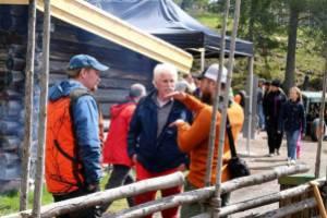 gamefair, jaktmässa, fiskemässa, Jonas i Sälen, Lindvallens Fäbod