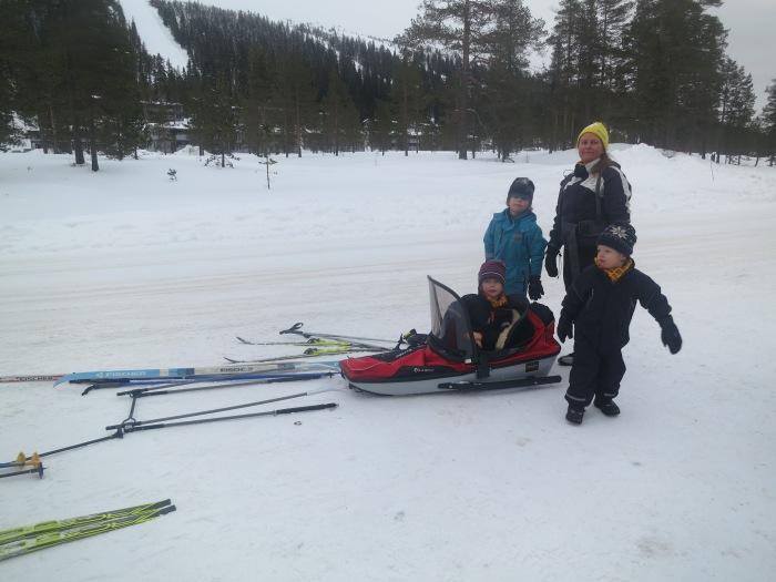 Kalven runt, Tandådalen, spårcentral, längd, längdåkning, skiing, Sälen