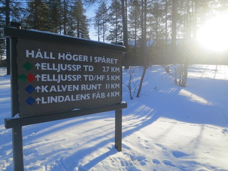 Tandådalen, längd, skidspår, spårcentral, elljusspår, skidor, skidor i Tandådalen